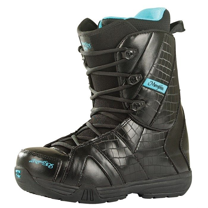 Rome - Memphis Snowboard Boots - Women's 2013 tried on 30+ boots these where the only boot that fit super comfortably, had to size up 1 full shoe size. The are the best!