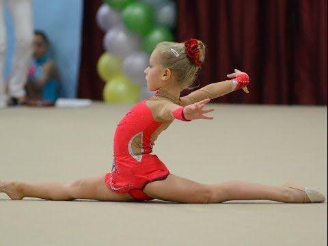 Rhythmic Gymnastics Competition - Miami - YouTube