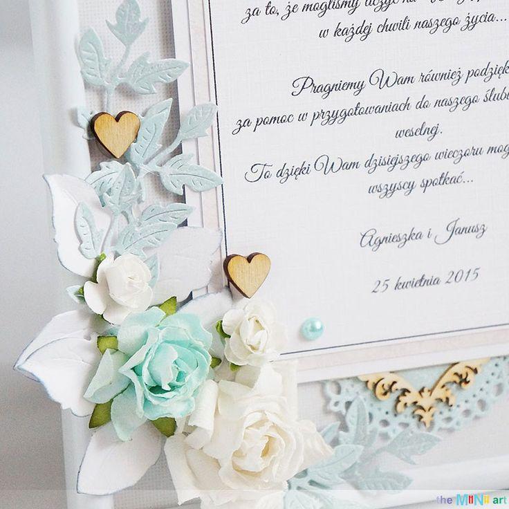 #theMiNiart #Wedding #Scrapbooking #Frame