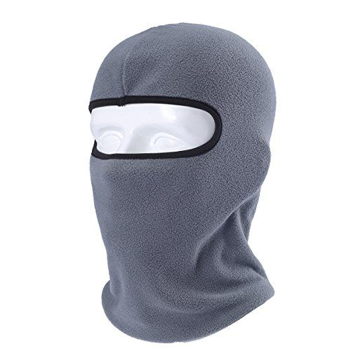 Maoko Winter Fleece Balaclava Warmer  Motorcycle Face Masks for Cold Weather  Perfect for Skiing Hunting Snowboarding BI003 >>> Be sure to check out this awesome product.Note:It is affiliate link to Amazon.
