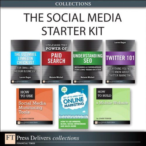 102 best free ebooks free today kindle or free reading app the nook book ebook of the the social media starter kit collection by jon reed lauren dugan jamie turner melanie mitchell fandeluxe Images