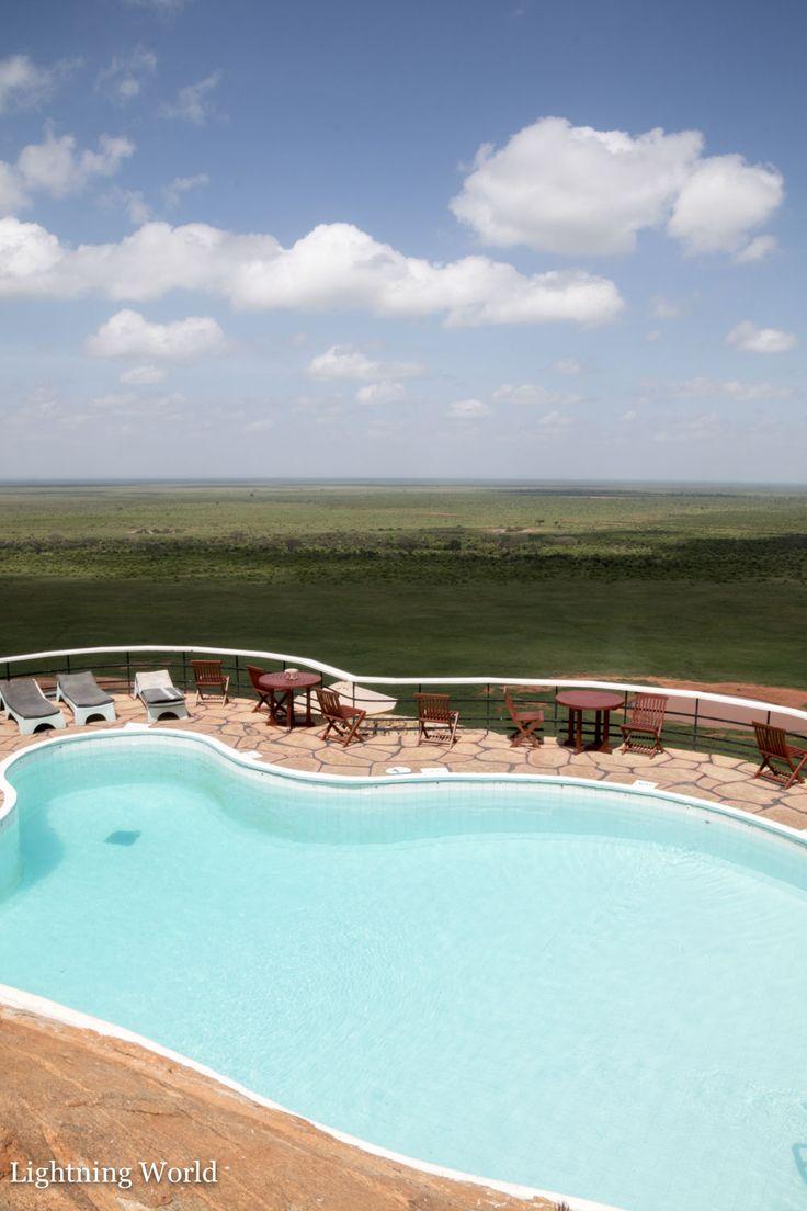 Erfahrungen von der Voi Safari Lodge