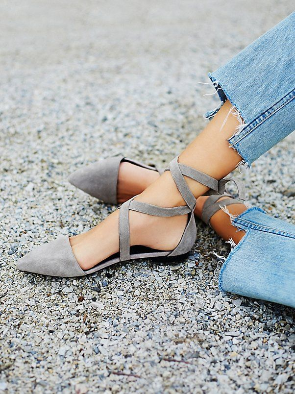 These shoes will make all the hard work you've been doing worth it. Bonus: they're comfortable and beautiful! Swoon...