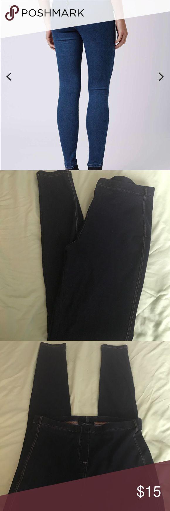 Topshop Topshop legging size 8 in good condition Topshop Pants Leggings