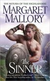 The Sinner (Return of the Highlanders Series #2) Margaret Mallory || Books
