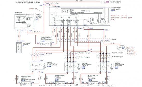 1987 ford ranger radio wiring diagram in 2021  ford ranger