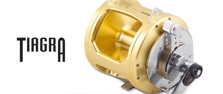 TIAGRA: Overhead reels for your game fishing.