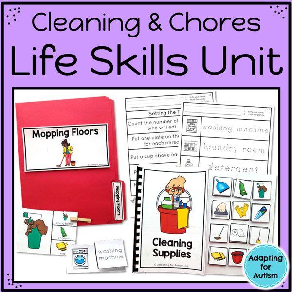 Life Skills Worksheets Fast Food Restaurants Special Education Life Skills Special Education Worksheets