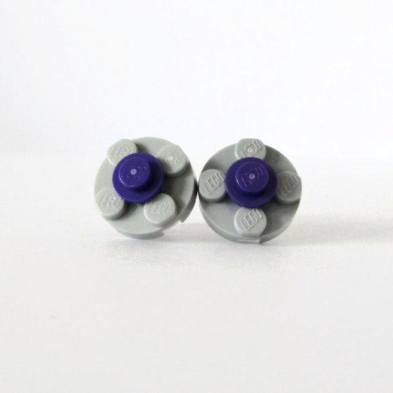 LEGO® Earrings-Geeky Earrings-Cheap Earrings-Flower