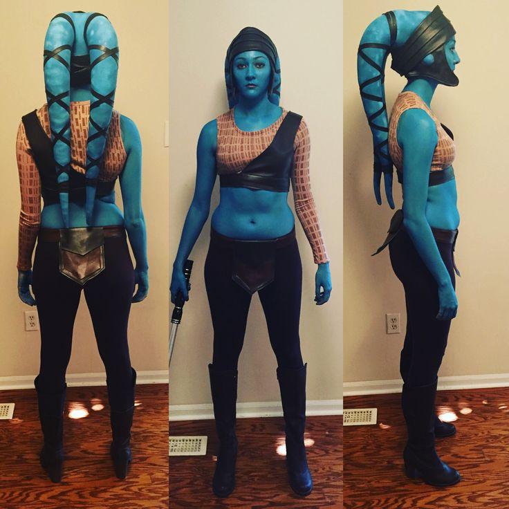 Aayla Secura Twilek cosplay - ladycleocosplay