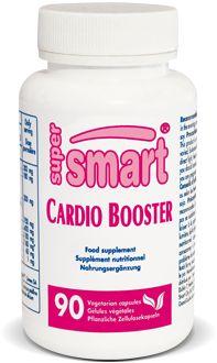 Cardio Booster - Cardio Booster apporte des nutriments et phytonutriments qui exercent une action protectrice sur la santé du cœur en favorisant le bon fonctionnement du muscle cardiaque et en agissant sur différents facteurs de risque de maladie cardio-vasculaire.