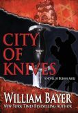 City of Knives by William Bayer. December book club was pick your own book and report on it. This was the next book up on my Nook so I read it. Wow! This is a psychological thriller with the threads of four individuals and four stories coming together in Buenos Aires. Bayer fully develops both the stories, the characters, and skillfully weaves them together. One of the most fascinating characters is the City of Buenos Aires itself. Rating: 8/10