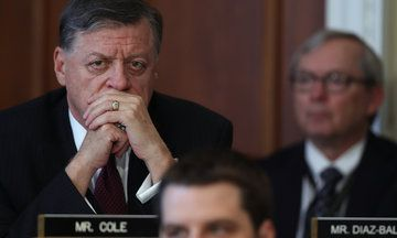 The comments from Oklahoma's Tom Cole are the strongest Republican admonition of Trump's baseless allegations to date