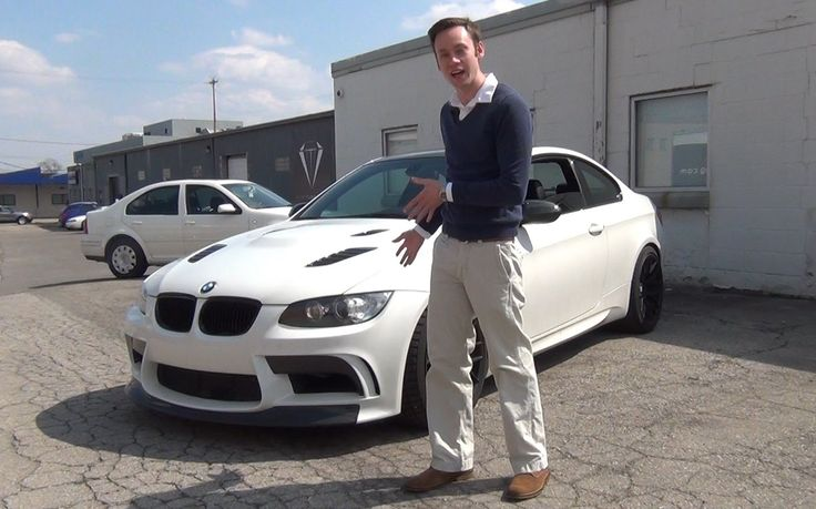 Review: 2011 BMW M3 Coupe w/ Akrapovic Exhaust!