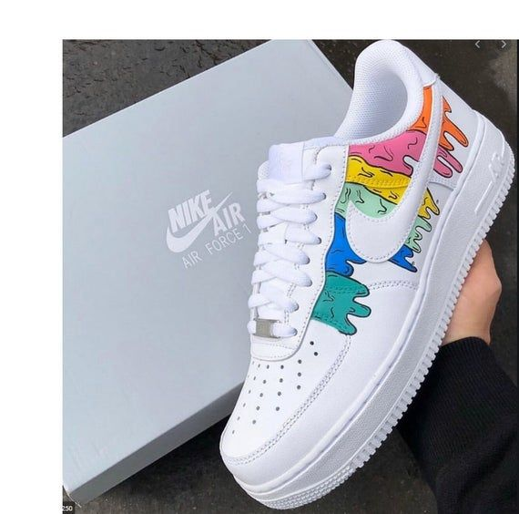 Custom sneakers of your choice (shoes not included) | Nike air ...