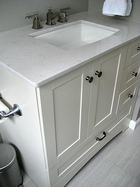 Granite Look Alike Countertops : ... carrara look-alike) and floor (porcelain stone look-alike tile
