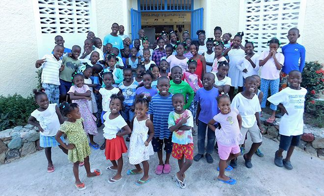 FOX NEWS: Haiti orphanage braces as Irma lashes Caribbean