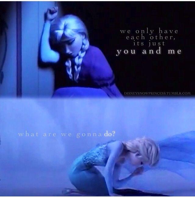 Elsa and Anna- frozen ❄️
