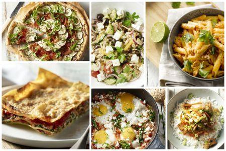 10 heerlijke Dagen Zonder Vlees gerechten voor maart