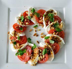 De allerlekkerste Salade Caprese - OhMyFoodness