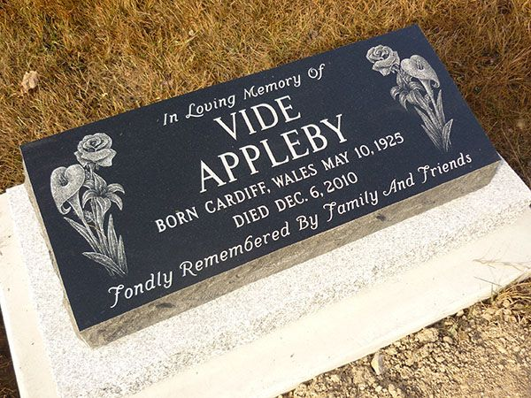 When you have no words over someone that has passed away, Larsen's personalized memorial gifts can say it all for you. Visit our #granite #monuments & accessory gallery or CALL-(204) 633-5053