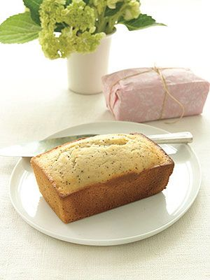 The Delicious Power of Yogurt: Bake a Loaf or Muffins (via Parents.com) recipe for lemon poppyseed bread w yogurt.