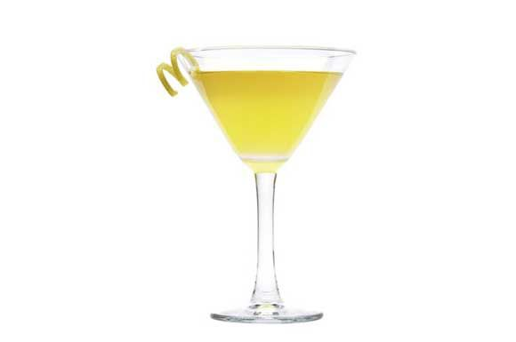 preparazione cocktail sidecar