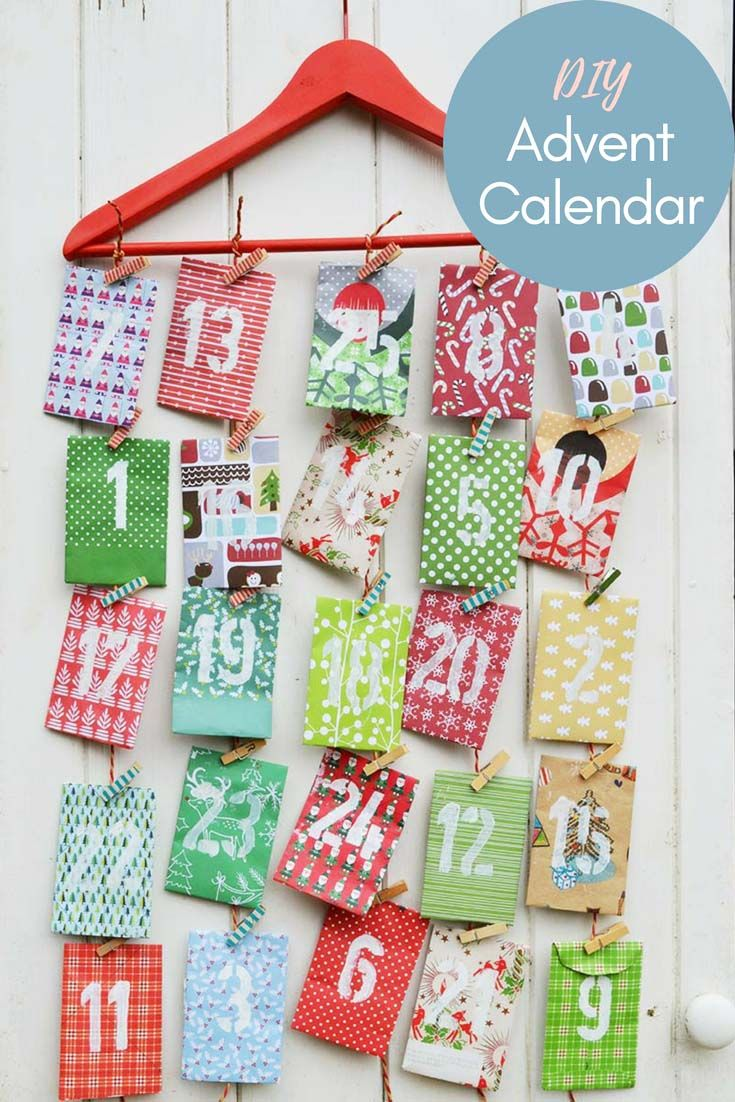 Advent Calendar Wrapping Ideas : Best christmas advent adventure images on pinterest