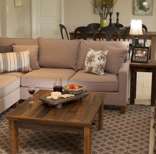 Wood Design Coffee Table For Living Room