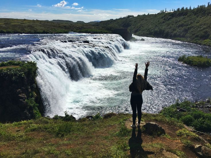 Locals-Only Golden Circle Tour   Faix Waterfall near Iceland's Golden Circle is like Glufoss without the crowds