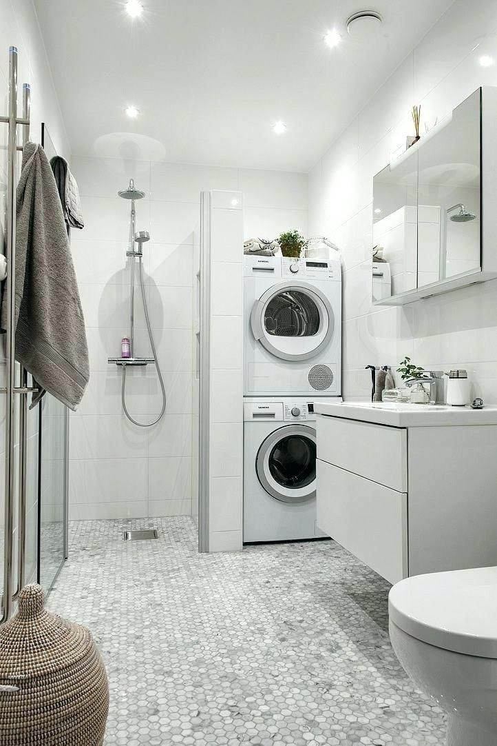 Bathroom Laundry Room Combo Best Ideas On Strikingly Small Designs