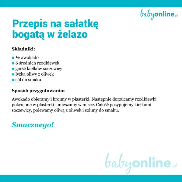 Przepis na sałatkę z awokado, rzodkiewką i kiełkami | Baby online