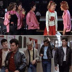 Group Halloween Costumes - Grease                                                                                                                                                                                 More