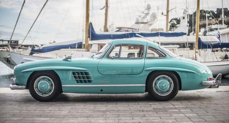 Mercedes-Benz 300 SL Flügeltürer www.classicdriver…