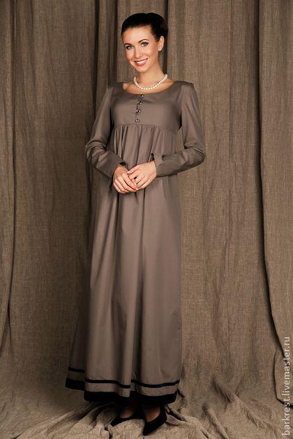 Это платье прекрасно сшито