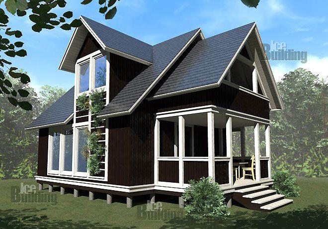 проекты домов небольших