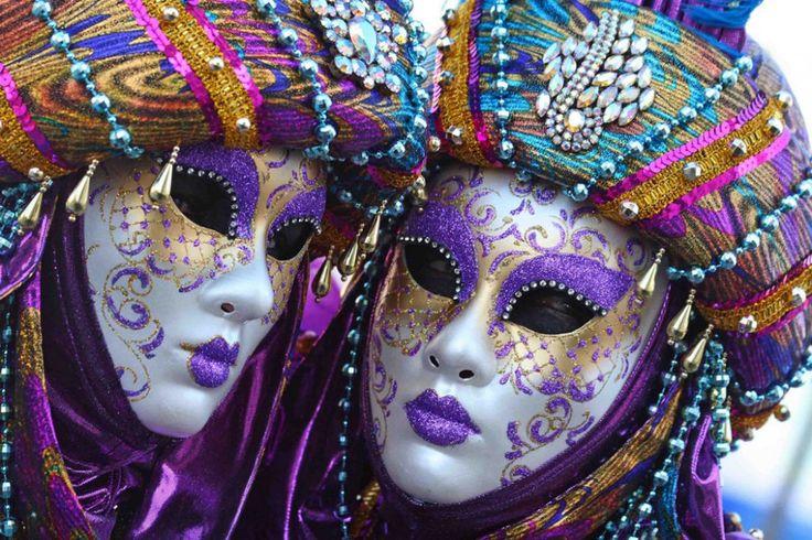 Venice Carnival - Destination Guide