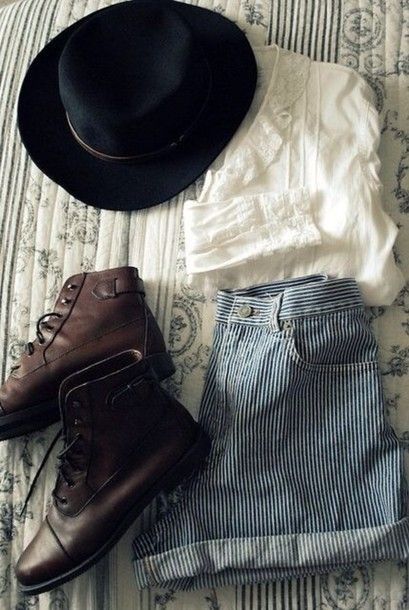 cute hipster shoes | ... , cute, vintage, fall, winter, hipster, shoes, blouse - Wheretoget