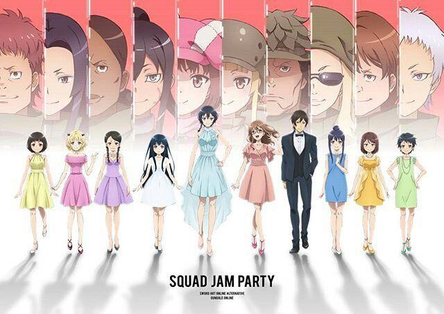 Sword Art Online GGO Pitohui Dakimakura Anime Hugging Body Pillow Case Cover 2