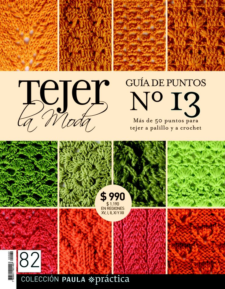 Guía de puntos nº13. Revista 82.