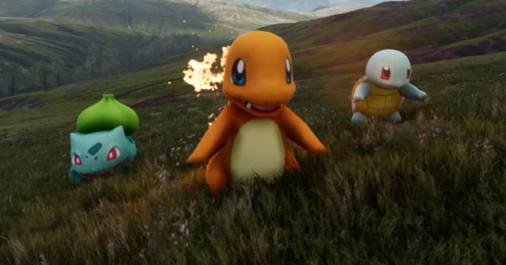 Do You Guys Think An Open-World Pokemon Game Could Be A Success?
