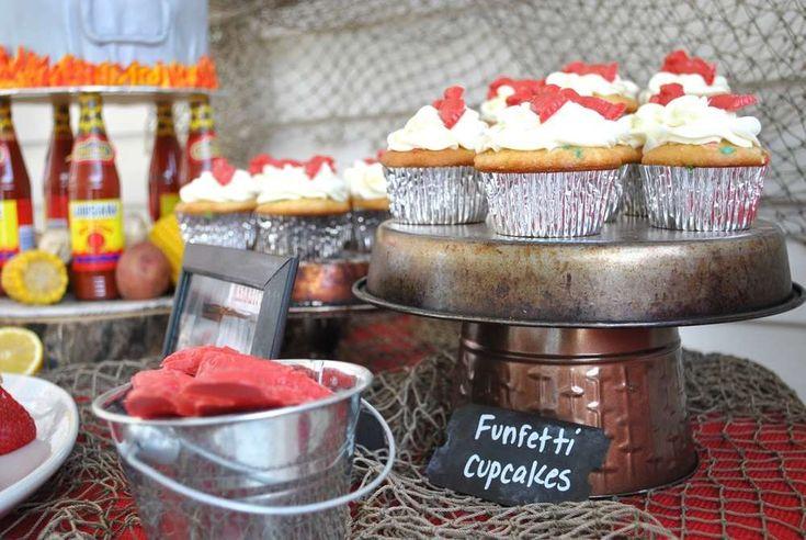 Crawfish  Bridal/Wedding Shower Party Ideas | Photo 1 of 13