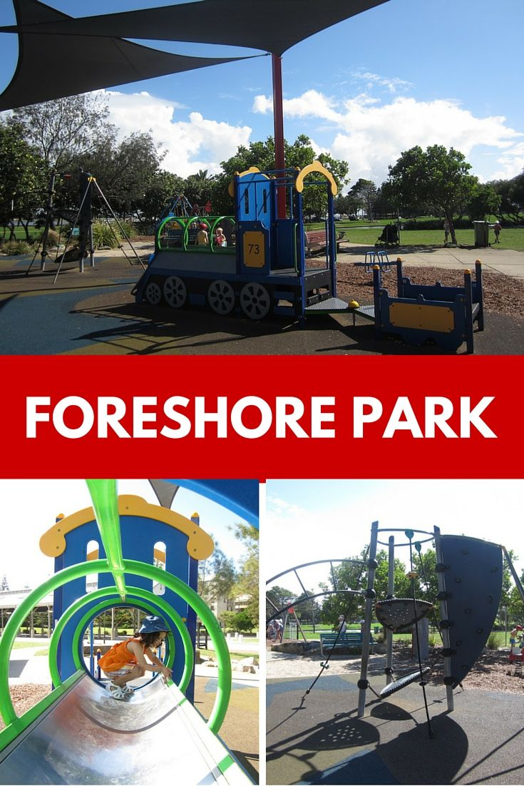 With views of Newcastle Harbour and close to the beach, Foreshore Park is a top spot to visit.