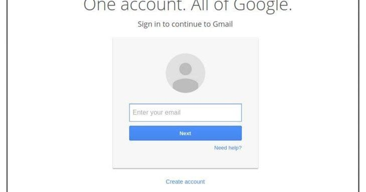 Gmail New Account Sign In Google Account Email Sign Up Gmail New Account Sign Inis Just What A Newbie Might Face Af Gmail Sign Accounting Social Media Guide
