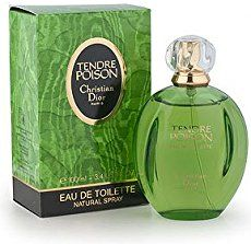 Poison Tendre Christian Dior perfume - a fragrance for women 1994