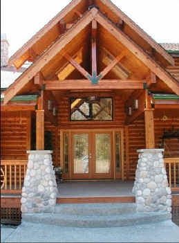 17 Best Images About Cedar Log Homes On Pinterest Cedar
