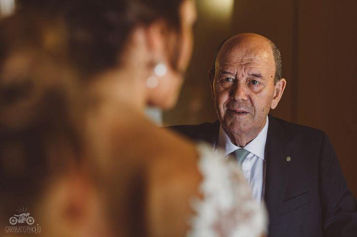Boda LetiIvan . Hay cosas que no se pueden explicar por ejemplo como mira un padre a su hija cuando se va a casar. . #fotografo #bodas #boda #fotografodebodas #fotosdebodas #weddingphotos #weddingphotografy #lookslikefilm #picoftheday #forestwedding #bodasengalicia #destinationwedding #engaged #weddingdress #fotografodebodasourense #wedding #photographer#weddingphotographer #bride #ourense #pontevedra #lugo #acoruña #galicia #españa Telf.- 620905790 http://ift.tt/1FoORuP