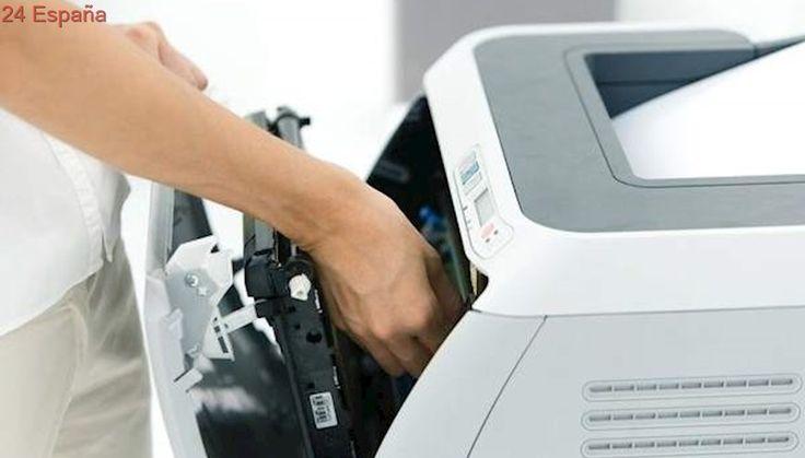 Denuncian que una actualización de las impresoras HP rechaza cartuchos de tinta de otra marca