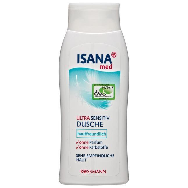 Isana Med Ultra Sensitiv Dusche Online Gunstig Kaufen Dusche