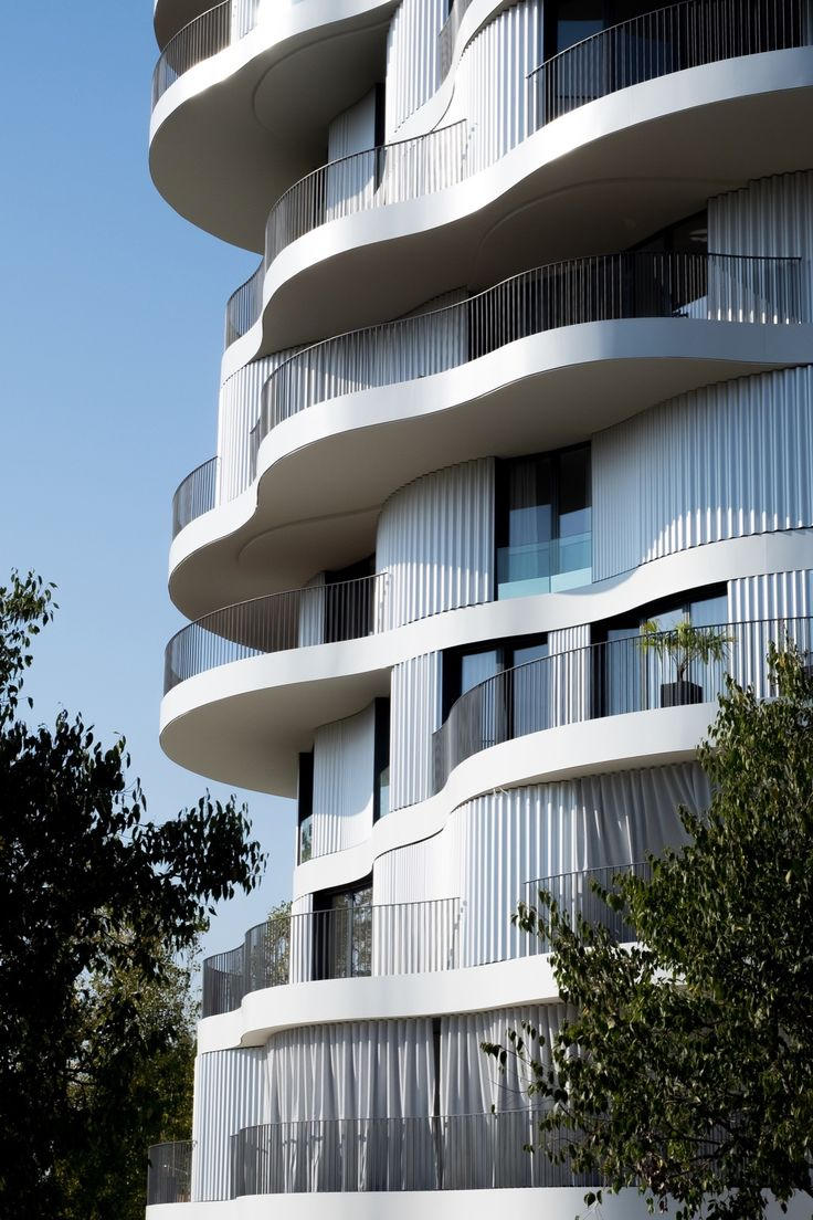 Image 1 of 34 from gallery of Folie Divine / Farshid Moussavi Architecture. Photograph by Farshid Moussavi Architecture